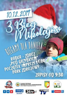 3 Bieg Mikołajów - REGULAMIN