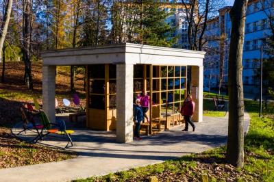 Nowa atrakcja w Rabce-Zdroju, dla kuracjuszy i mieszkańców