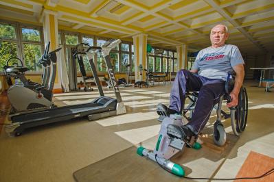 Śląskie Centrum przyjmuje zapisy na pobyt rehabilitacyjny: Rehabilitacja po urazach oraz innych uszkodzeniach centralnego układu nerwowego !