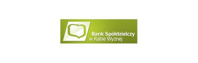 Podziękowania dla BANKU SPÓŁDZIELCZEGO W RABIE WYŻNEJ