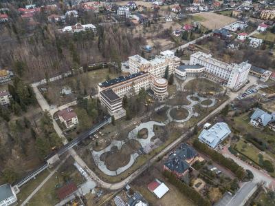 Rewitalizacja parku Centrum
