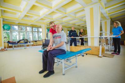 Śląskie Centrum Rehabilitacyjne przyjmuje zapisy na pobyt rehabilitacyjny: Rehabilitacja po urazach oraz innych uszkodzeniach centralnego układu nerwowego !